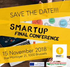 Conference announcement - SMARTUP